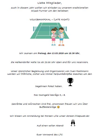 Tennishalle Heikendorf
